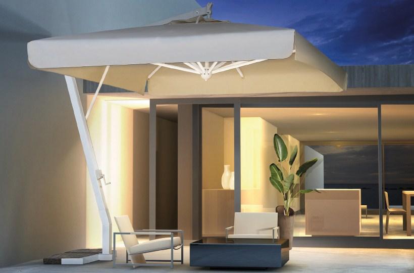 parasol ogrodowy Pompei Braccio